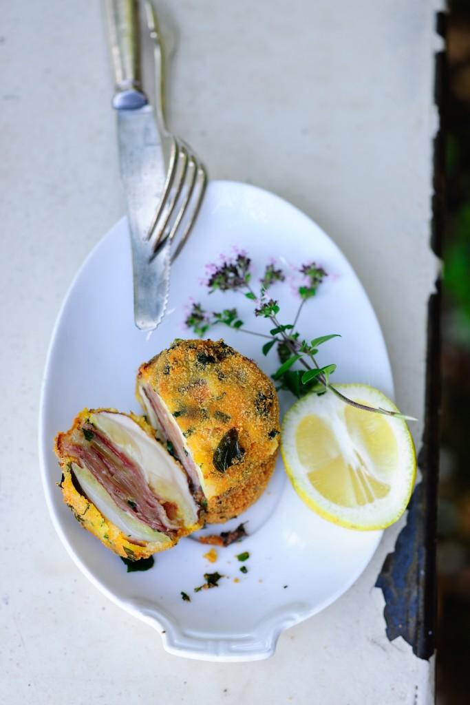 birkenpilz cordon-bleu