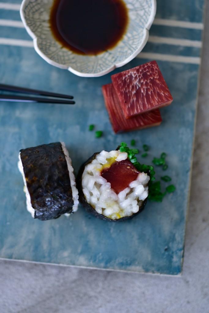 Ochsenzunge - Sushi